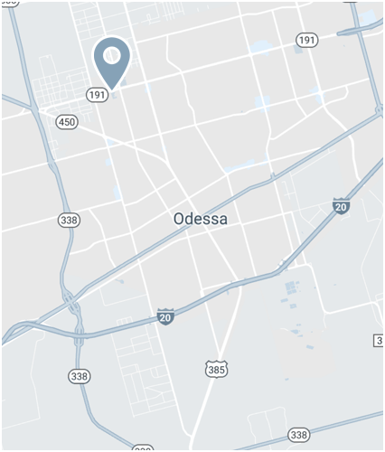 Odessa Map