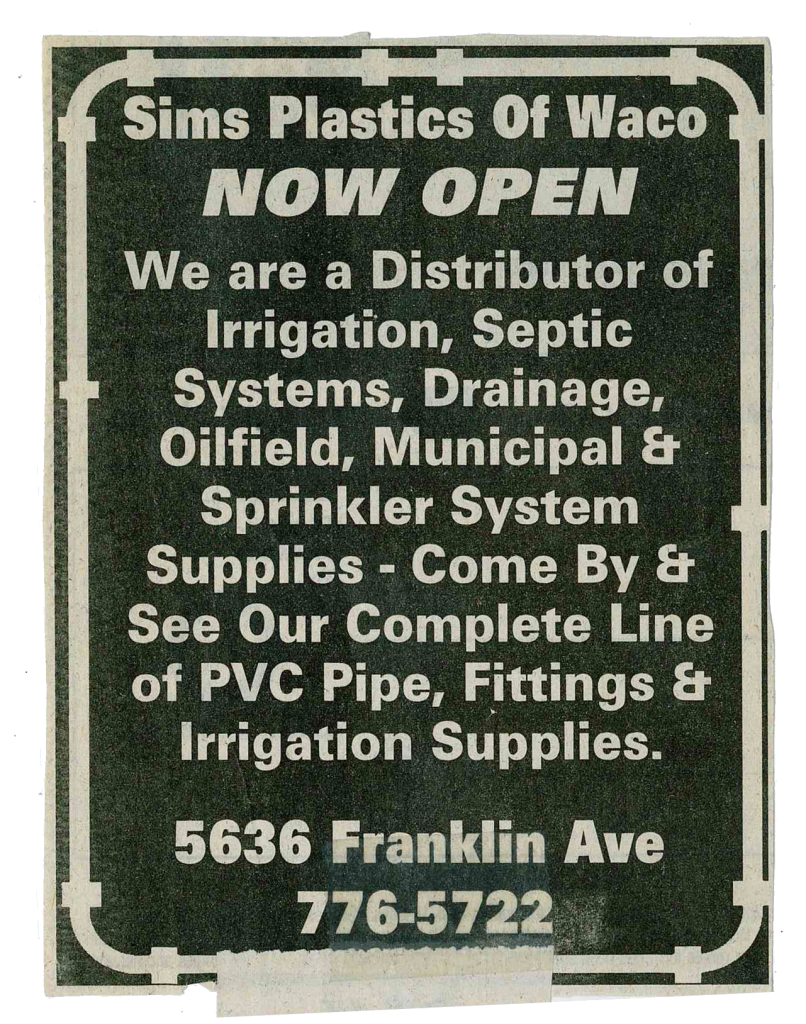 Waco Branch Opened