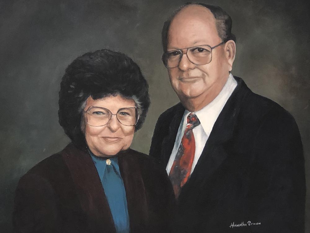 Our Founders: Sylvistia & Annie Sims